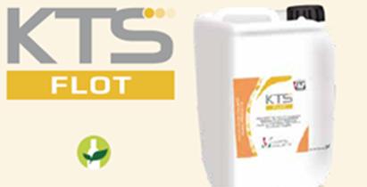 KTS® FLOT – Révolution Pour La Flottation Et La Clarification Statique !